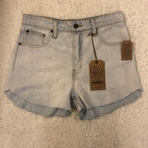 2/$100 NWT Lucky Brand Jean Shorts